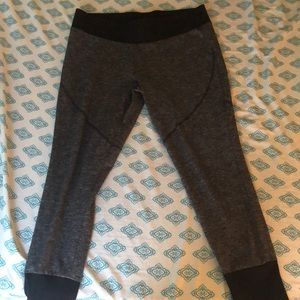 Under armour cuffed leggings